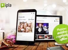 IPLA online TV on the Android devices with a possibility of watching content off-line
