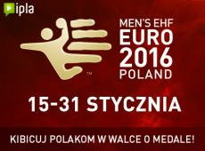 IPLA broadcasted live the matches of the XII Men's European Handball Championship Poland 2016